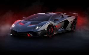Einzelstück One-Off Sportwagen Mittelmotor Sant'Agata Bolognese Squadra Corse Lamborghini SC18 Alston
