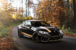 BMW M2 Competition Manhart MH2 550 Tuning Leistungssteigerung Bodykit Carbon Sportcoupé