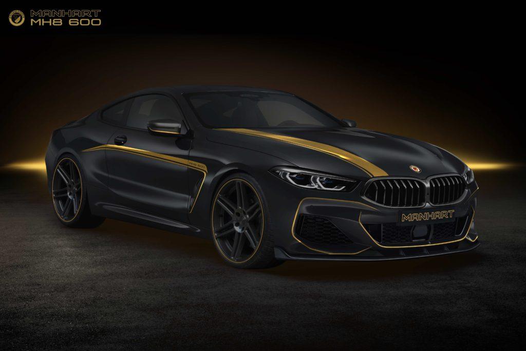 MH8 600: Manhart veredelt neuen BMW M850i