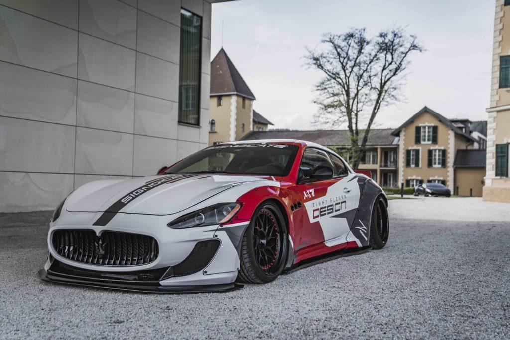 Maserati GranTurismo von EightEleven Design