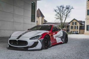 Maserati GranTurismo von EightEleven Design