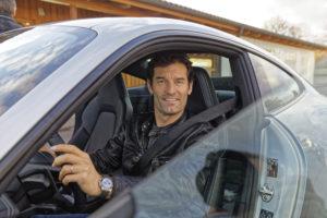Exklusiv: Mark Webber testet neuen Porsche 911!