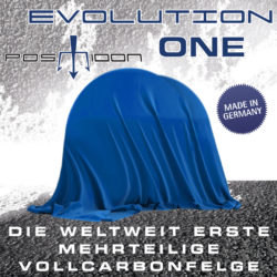 Weltpremiere: Erste mehrteilige Vollcarbon-Felge!