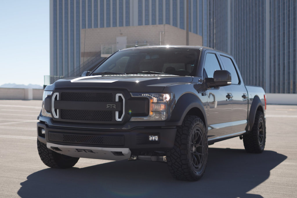 Pick-up Performance Tuning Vaughn Gittin Jr. Ford F-150 RTR
