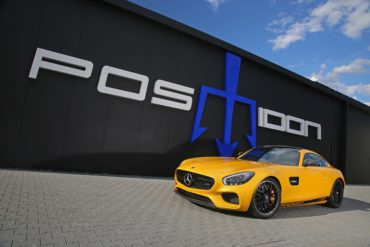 Posaidon GT RS 700+ (Basis Mercedes-AMG GT)