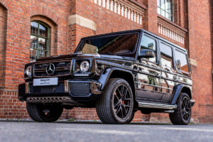 Schawe Car Design Komplettumbau Mercedes-Benz G 350 d Mercedes-AMG G 63 Tuning OEM-Upgrade Innenraum Interieur