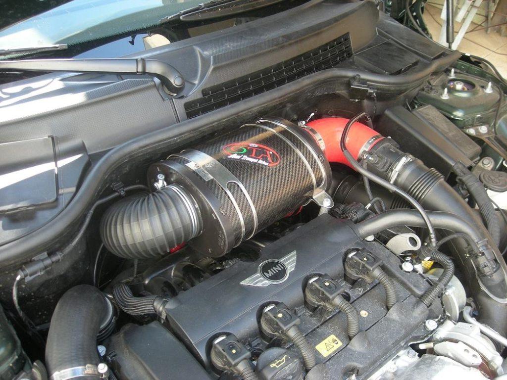 BMC OTA Trumpet Luftfilter