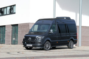 Vansports.de Mercedes Sprinter SP Stream