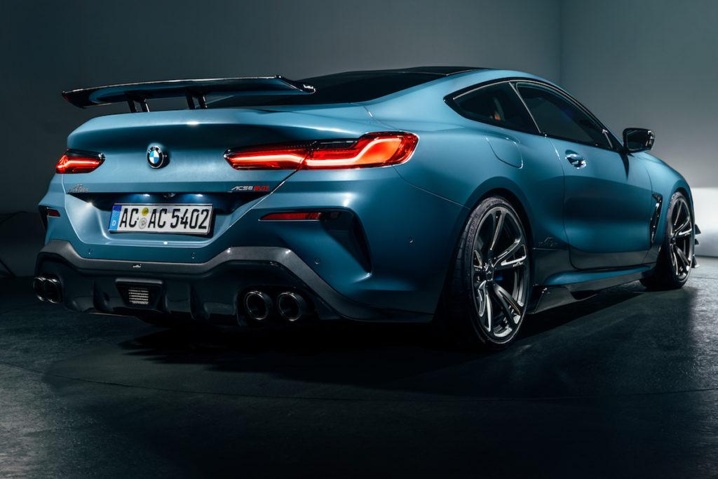 Essen Motor Show 2018 Tuning-Messe Premiere Vorstellung AC Schnitzer ACS8 5.0i BMW G15 8er M850i Coupé Bodykit Leistungssteigerung Felgen Tieferlegung