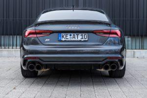Audi RS 5 Abt Heck-Set Diffusor-Einsatz Heckspoiler Tuning