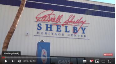 Shelby Werksbesichtigung Las Vegas
