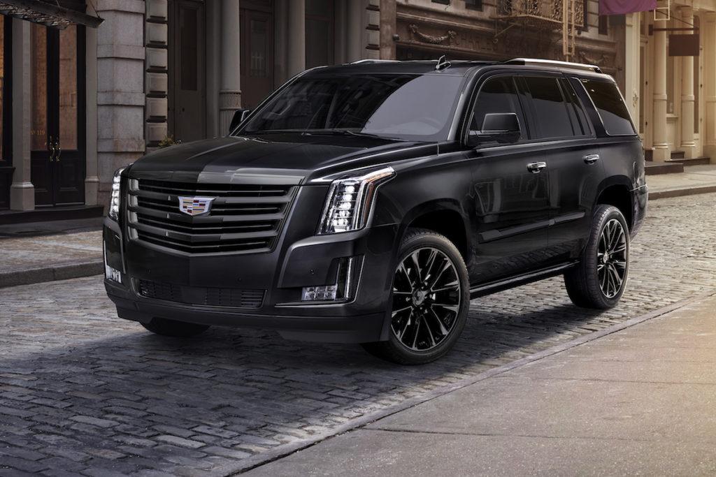 Full-Size-SUV US-Car Cadillac Escalade Sport Edition Neuheit Ausstattungspaket