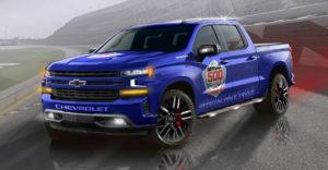 NASCAR Daytona 500 Motorsport Racing USA Chevrolet Silverado Pace Truck V8 Dale Earnhardt Jr.