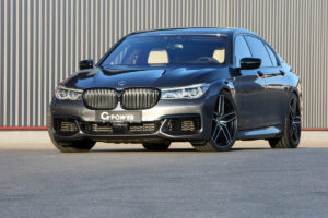 700 PS im G-POWER M760Li xDrive
