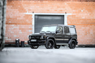 Mercedes-Benz G350d W463 von M&D Exclusive Cardesign