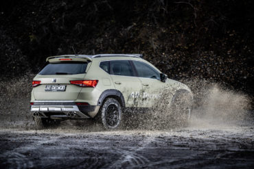 "JE Design Showcar: Seat Ateca ""All Terrain"""