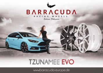 WELTPREMIERE: Barracuda Tzunamee EVO!