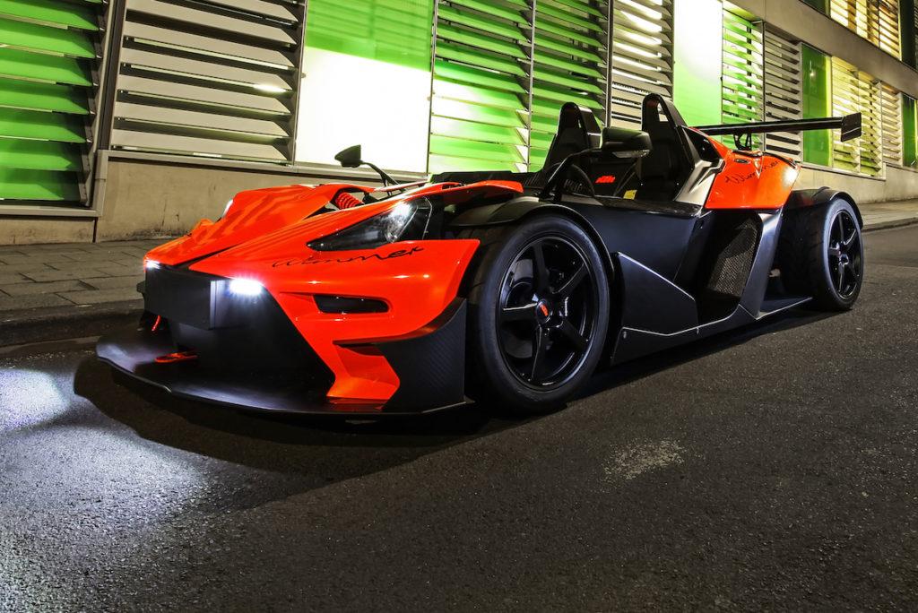Kam X-Bow R Tuning Wimmer Rennsporttechnik Leistungssteigerung