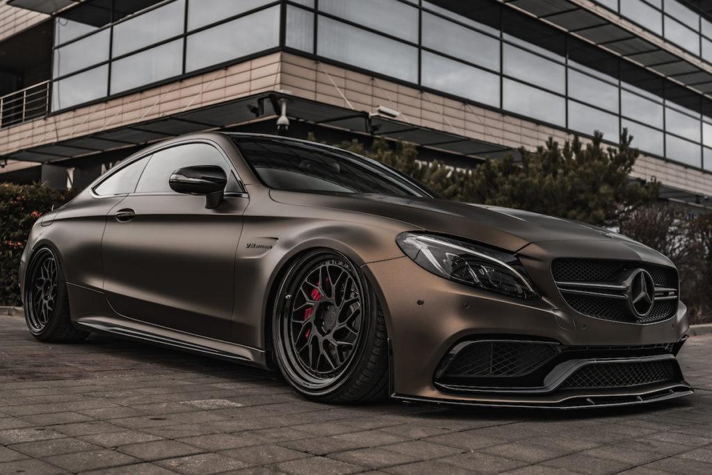 Z-Performance ZP.FORGED 12 Leichtmetallfelgen Räder Mercedes-AMG C 63 S Coupé C205