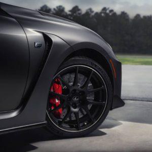 Werkstuning für den Lexus RC F!