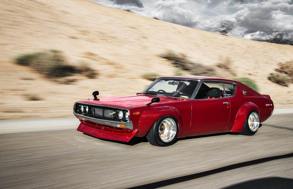 Nissan Skyline 2000 GT-X