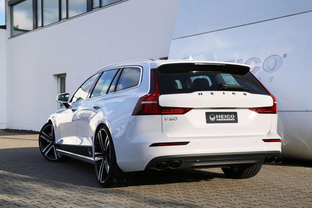 Heico-Sportabgasanlage für Volvo V60!