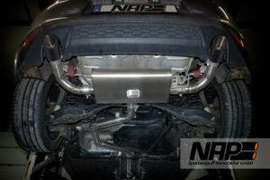 NAP-Klappenanlage für VW Golf 7 GTI!