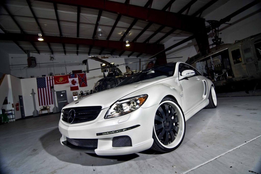 Mercedes CL600 USA