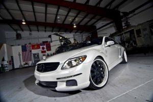 Mercedes CL600 USA