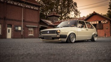 VW Golf II Clean Classic
