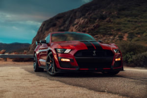 North American International Auto Show 2019 NAIAS Premiere Neuheit Ford Mustang Shelby GT500 Topmodell