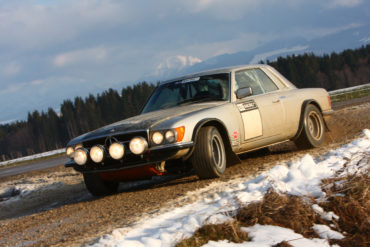 Mercedes-Benz 500 SLC Rallye-Version von SLC RACING
