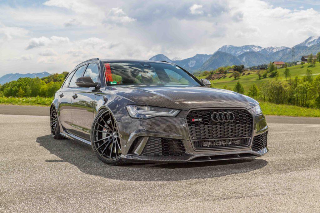 "Audi RS6 Avant ""gepfeffert"""