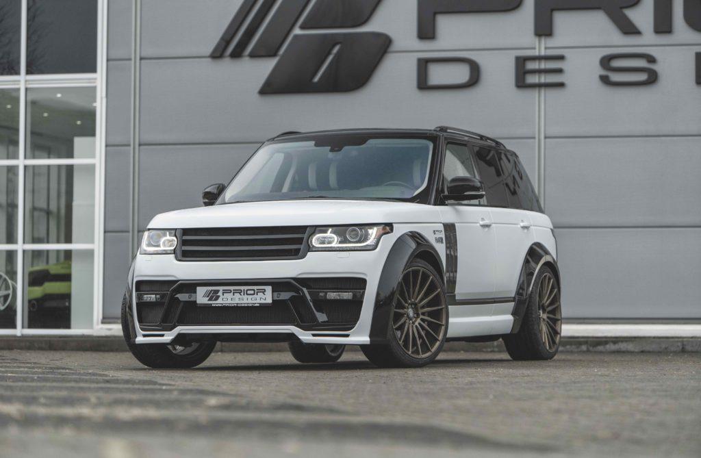 Range Rover Prior-Design
