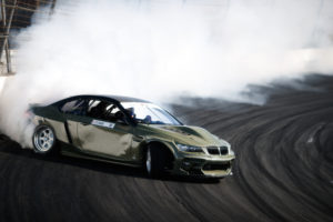 BMW E92 Eurofighter-Driftcar von HGK Motorsport