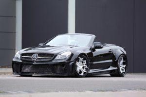 Mercedes-Benz SL500 R230 von HS Motorsport