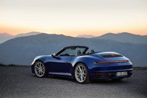 Neues Porsche 911 4S Cabriolet!