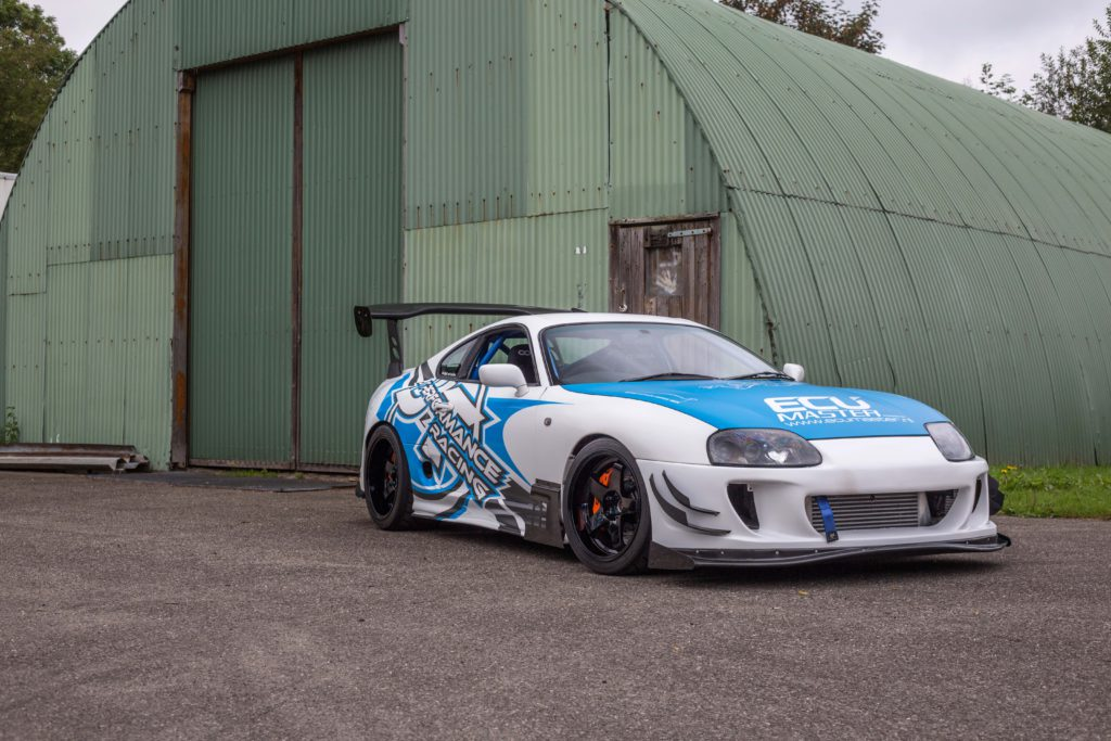 Time Attack-Supra mit 900+ PS