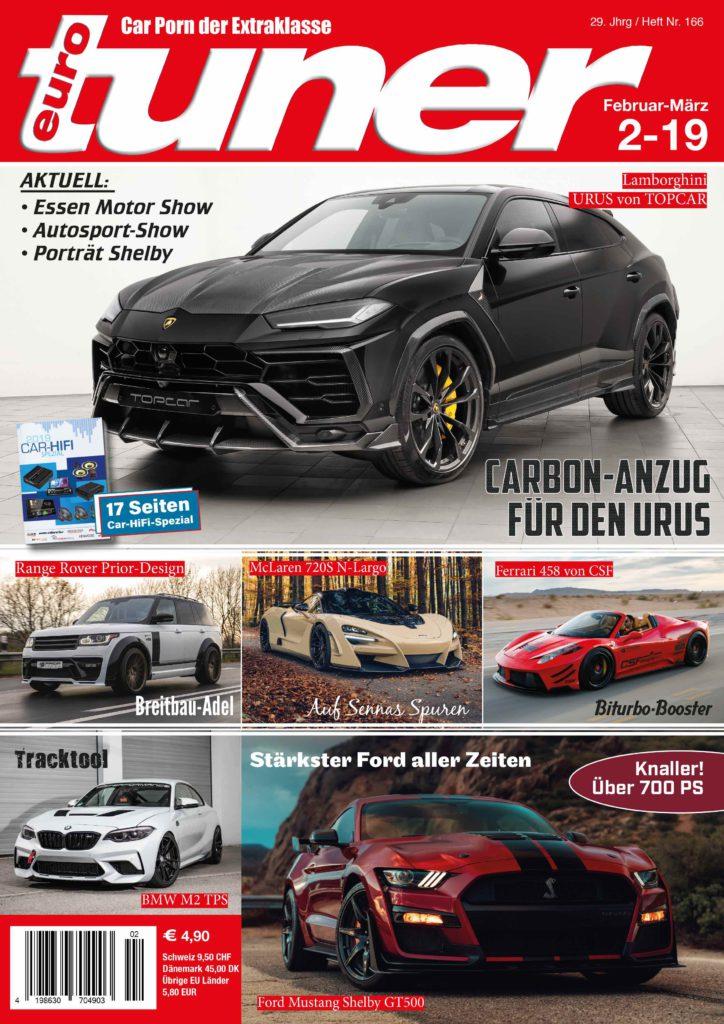 Eurotuner Magazin 2-2019