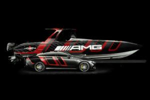 Elftes Boot von AMG und Cigarette Racing!