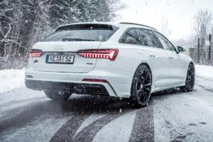Audi A6 Avant 50 TDI Abt Sportsline Kempten Allgäu Tuning Leistungssteigerung Felgen ER-C