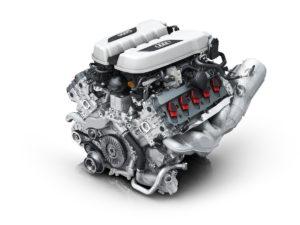 Audi 5.2 FSI V10 Motor