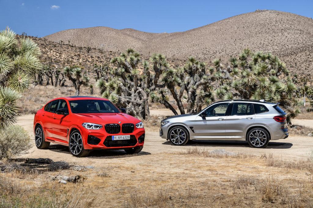 Vorstellung Neuheit Topmodell BMW X3 M Competition BMW X4 M Competition SUV Coupé