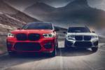 Leak USA Topmodell SUV BMW X3 M BMW X4 M