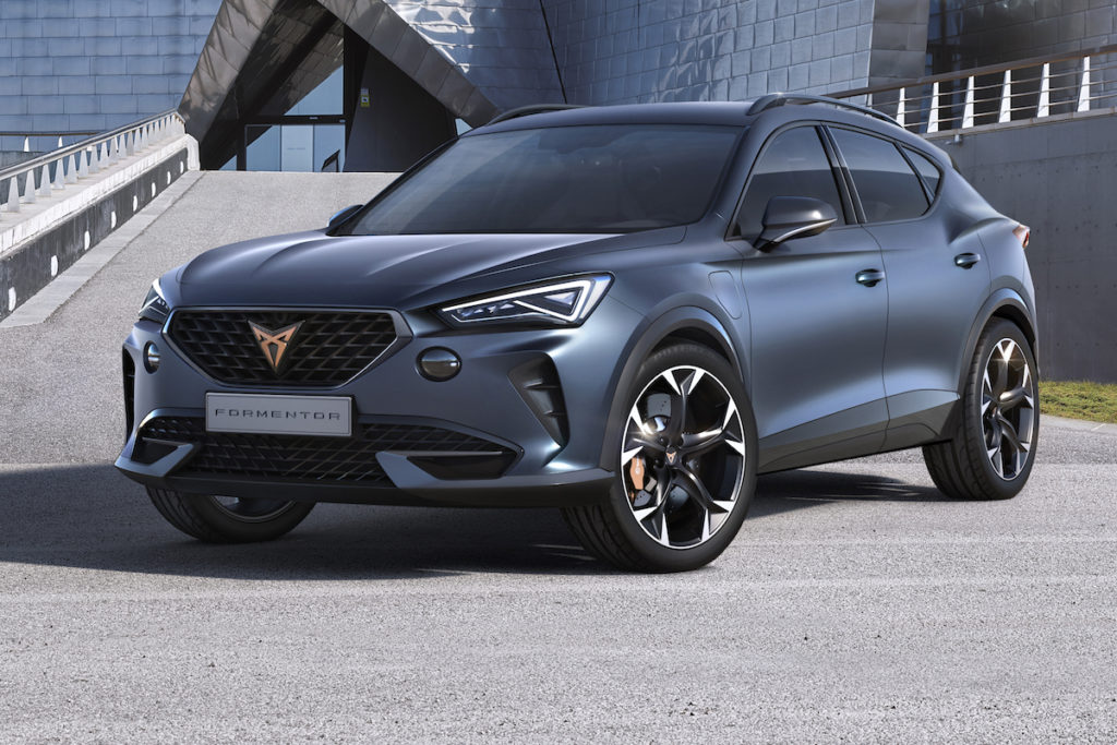 Genfer Autosalon 2019 Premiere Neuheit SUV Crossover Cupra Formentor Concept Car Studie