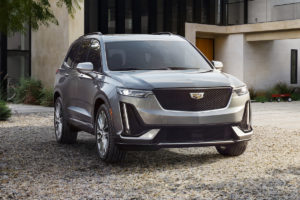 North American International Auto Show NAIAS 2019 Neuheit Premiere Cadillac XT6 SUV Siebensitzer