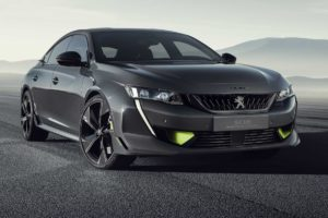 Genfer Autosalon 2019 Studie Peugeot Limousine Concept 508 Peugeot Sport Engineered Neo-Performance Sportversion Plug-in-Hybrid