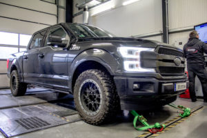 Ford F-150 PedalBox Tuning DTE Systems (5)