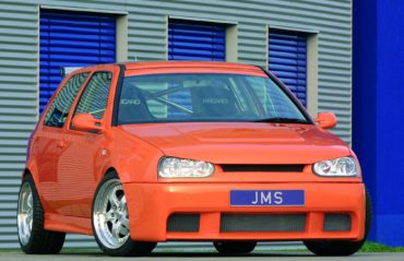 Youngtimer-Tuning: Bodykit für den Golf 3