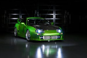Toyota Supra von MKM